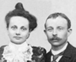 Louis Galliot et Joséphine Louis