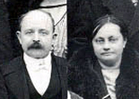 Pierre Galliot et Simone Ferry